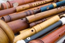 Exposition «Flûtes en jeu»